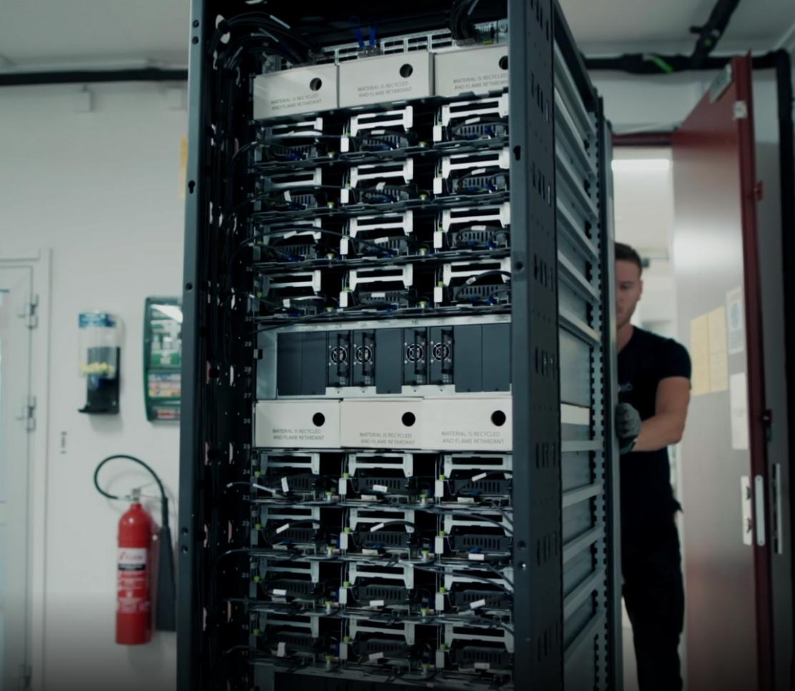 OCP Leaopard Rack