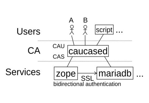 Caucase - Architecture Overview