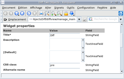 ERP5 HowTo | Display Source Code in ERP5 - Screenshot 1
