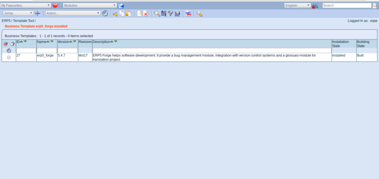 How To Use Commit From ERP5