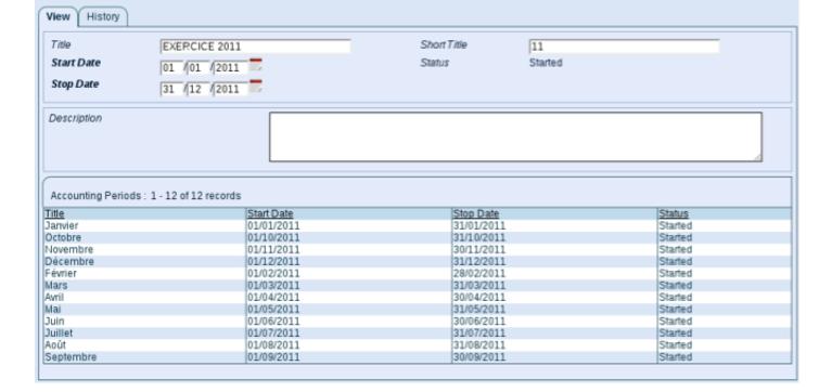 ERP5 Accounts View