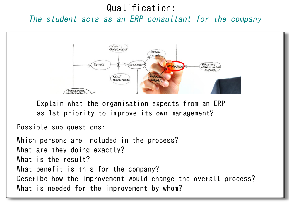 Qualification and credibility of OSOE MOOC