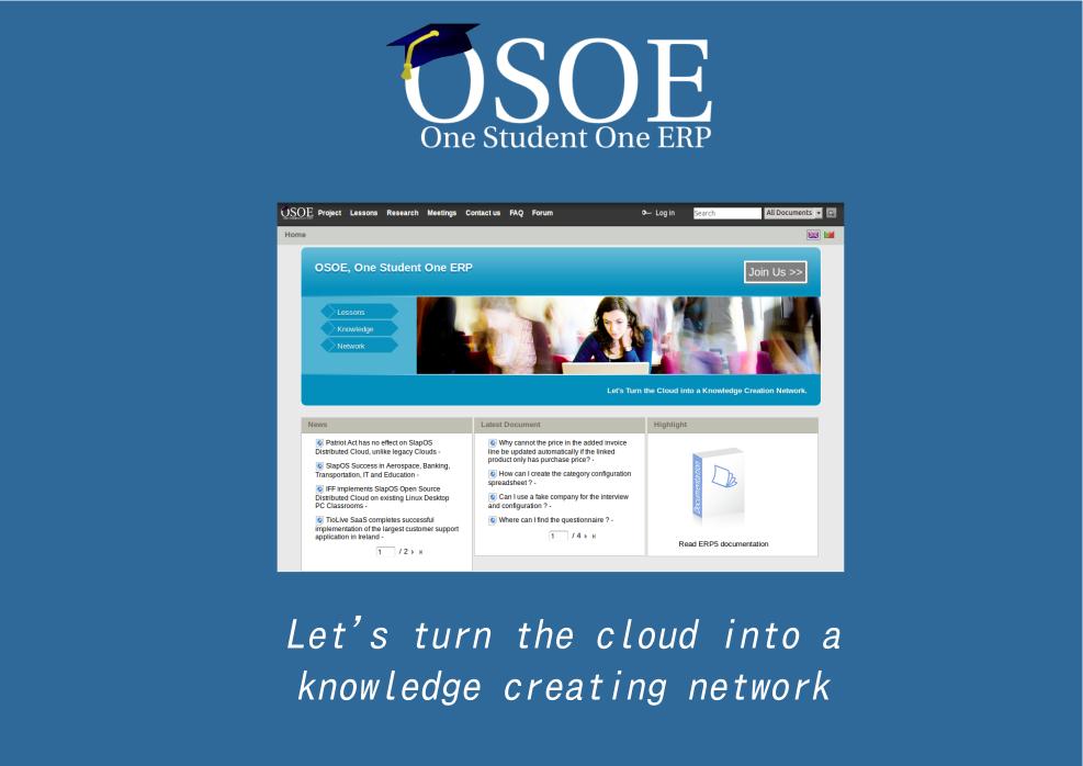 What is OSOE?