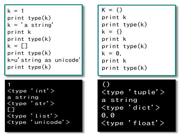 Based Types