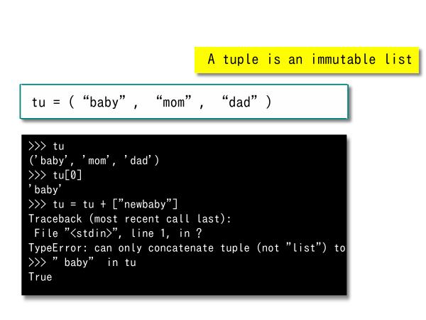 Tutorial Basic Python