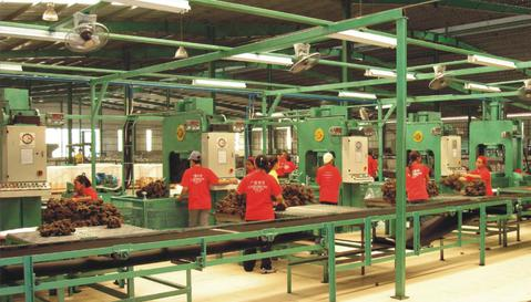 GKR Rubber Group - Factory